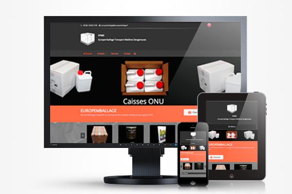 site internet europemballage